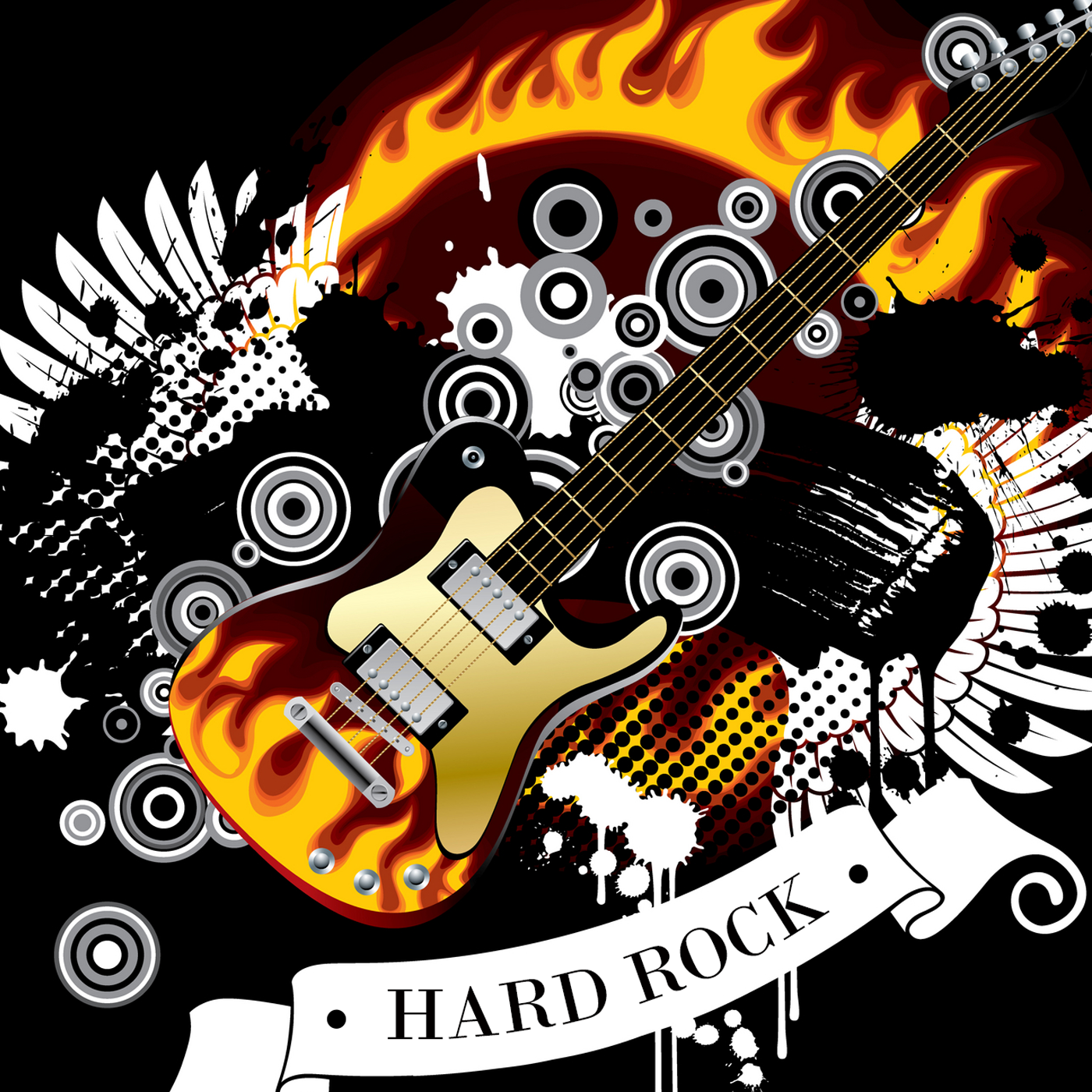 Hard rock on radiotunes radiotunes enjoy amazing free for Classic hard house tunes